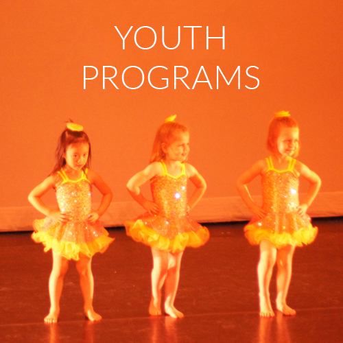 Young Dancers Program